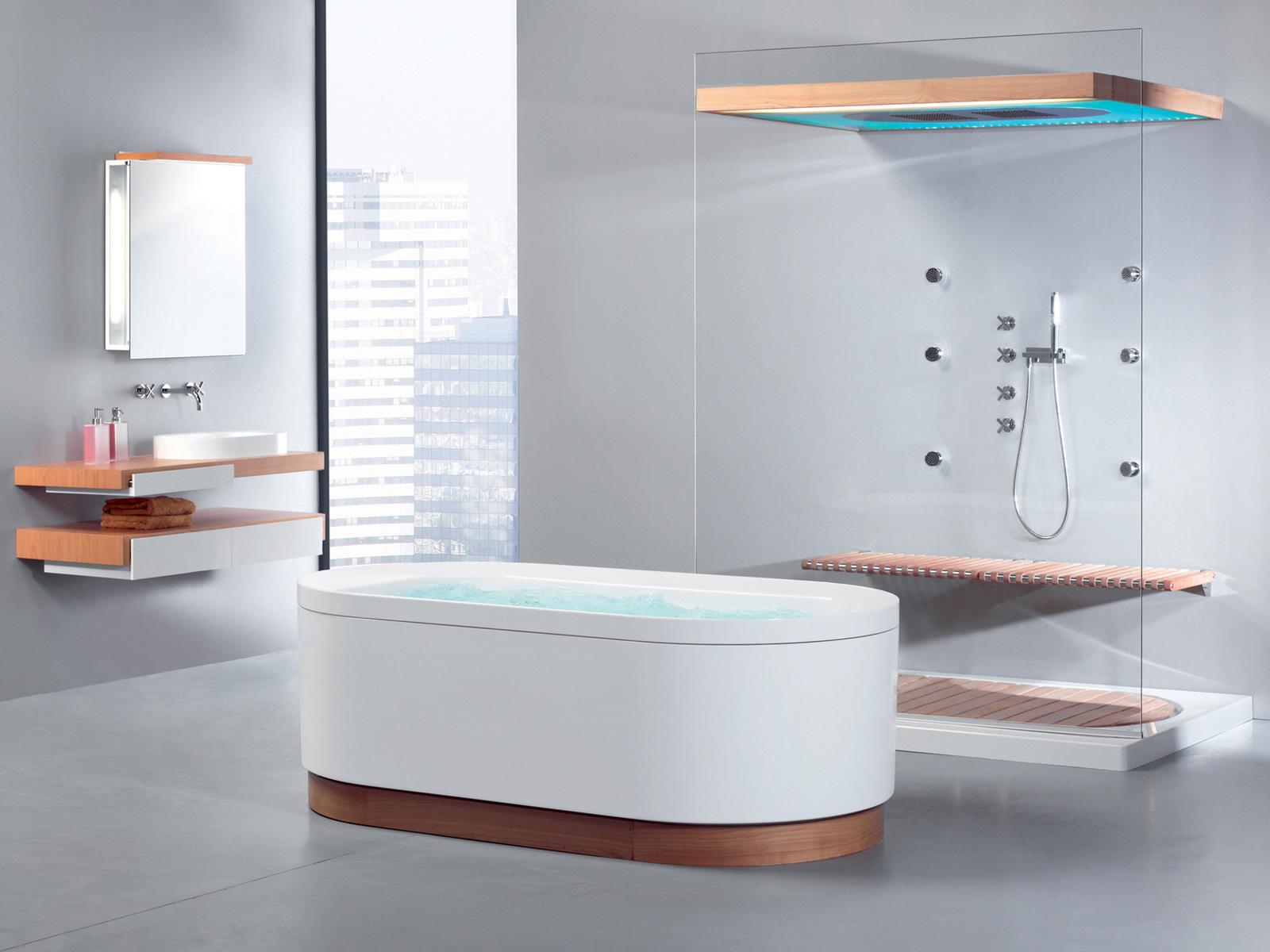 Een badkamer inrichten in 5 stappen | Nieuws | Lafiness nieuws: laat ...