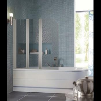 pare baignoire la cr me de la cr me dans votre salle de. Black Bedroom Furniture Sets. Home Design Ideas