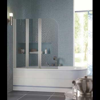 pare baignoire design interesting terrasse jardin leroy. Black Bedroom Furniture Sets. Home Design Ideas