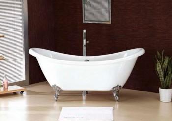 Terug in de tijd met een bad op pootjes nieuws nieuws lafiness bron van baden bron van - Eigentijdse badkuip ...