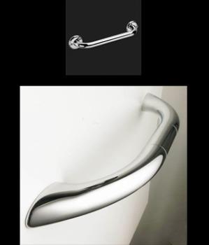 Genoeg Handgrepen voor een veilige badkamer | Nieuws | Lafiness nieuws WY99