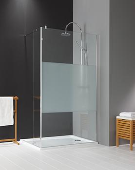 Met een lafiness inloopdouche schep je sfeer in de badkamer nieuws lafiness nieuws laat je - Waterafstotend badkamer ...