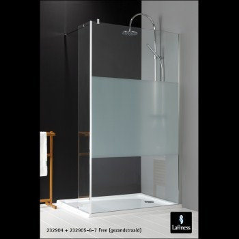 installer une paroi de douche conseils pratiques. Black Bedroom Furniture Sets. Home Design Ideas