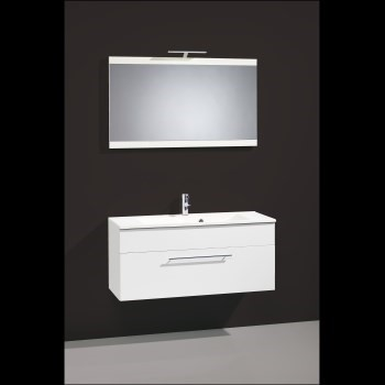 Meubles de salle de bains design Infinito : la classe et l ...