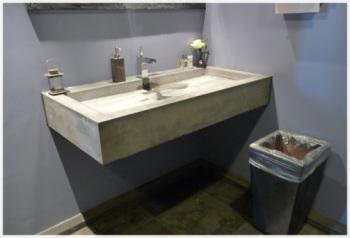 Rechthoekige wastafels design en bijzonder nieuws lafiness