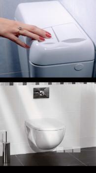 Waterverbruik toilet